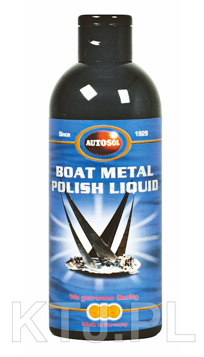 Autosol Boat Metal Polish Liquid