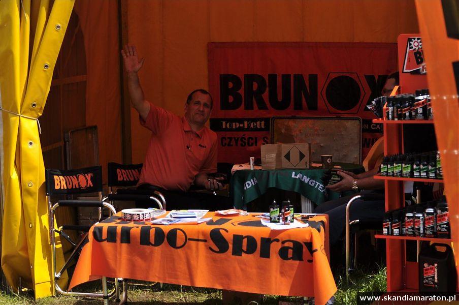 Brunox na Skandia Maraton 2013