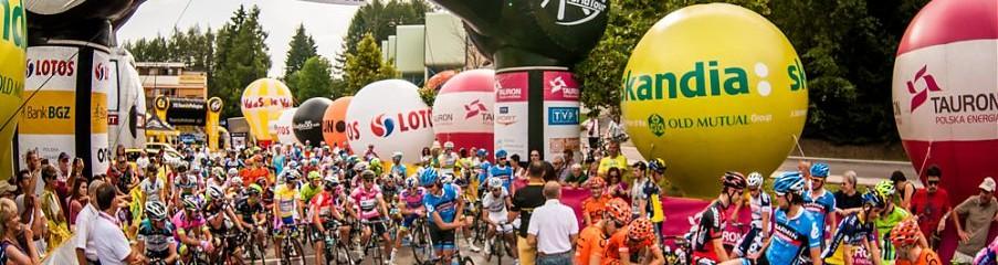 Włoskie etapy 70 Tour de Pologne za nami. Jutro III etap Kraków – Rzeszów