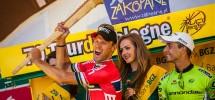 Etap V Tour de Pologne przynosi zmianę lidera