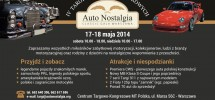 IV Targi Pojazdów Zabytkowych Auto Nostalgia w Warszawie