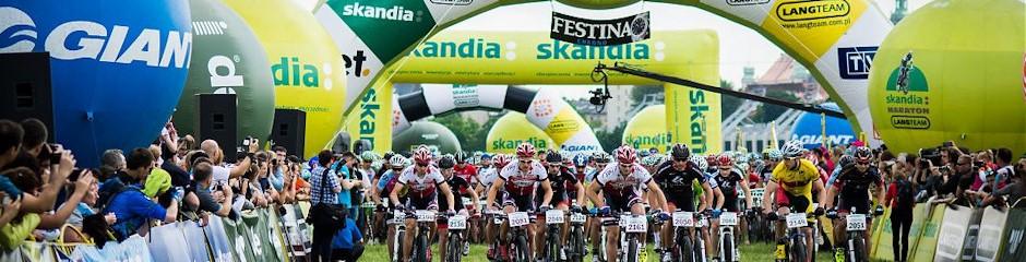 Skandia Maraton 2014 edycja w Krakowie
