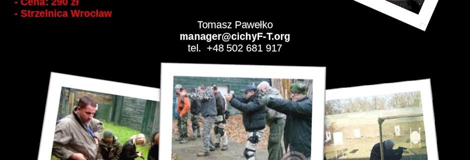 Szkolenie z budowy i obsługi pistoletu GLOCK