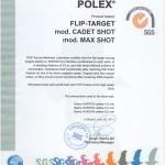 POLEX certyfikat