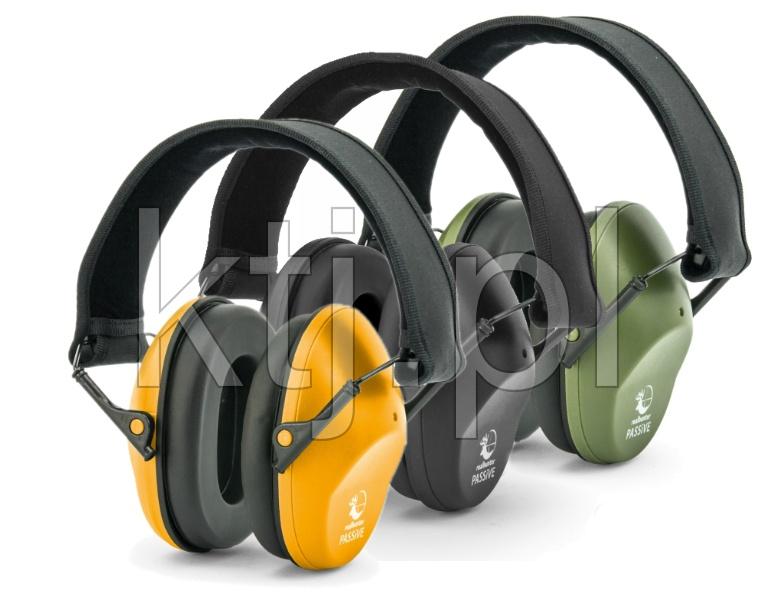 Słuchawki ochronne, pasywne RealHunter PASSiVE