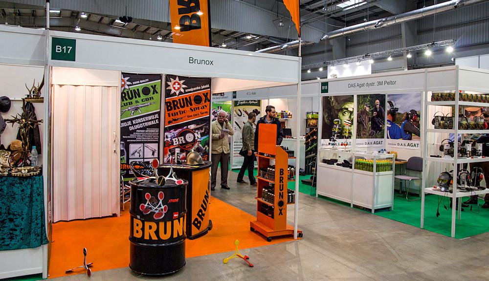 HubertusExpo 2016 Brunox