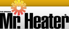 Ogrzewacze Mr. Heater logo
