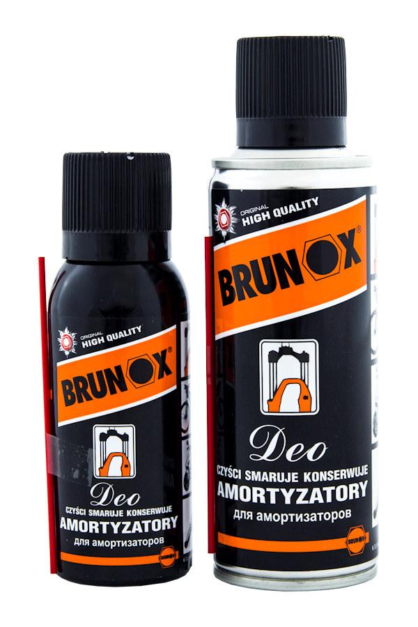 TBRUNOX Deo - preparat do czyszczenia i smarowania amortyzatorów