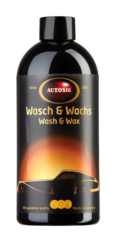 Autosol czyszczenie i woskowanie w jednym [016060]