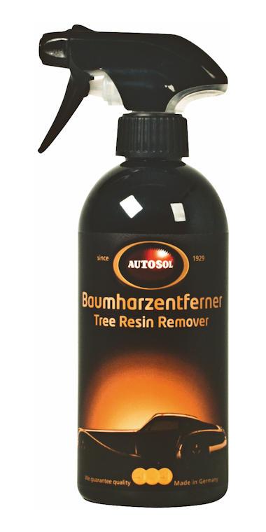 Autosol do czyszczenia żywicy i zabrudzeń naturalnych [011250]