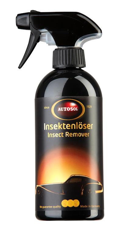 Autosol do usuwania, czyszczenia śladów owadów [005190]