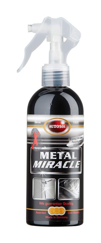 Autosol metal miracle pielęgnacja metalu [001270 ]