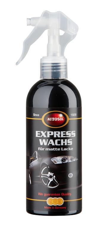 Autosol płynny wosk do lakieru matowego [000820]