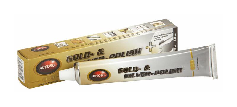 Autosol pasta polerska do złota i srebra [001050]