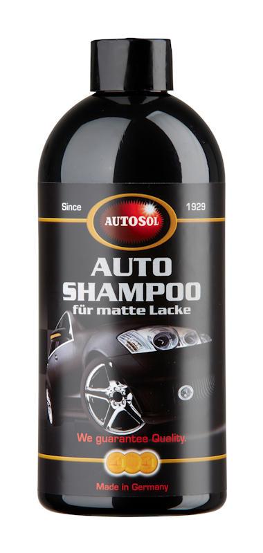 Autosol szampon samochodowy do lakieru matowego [000800]
