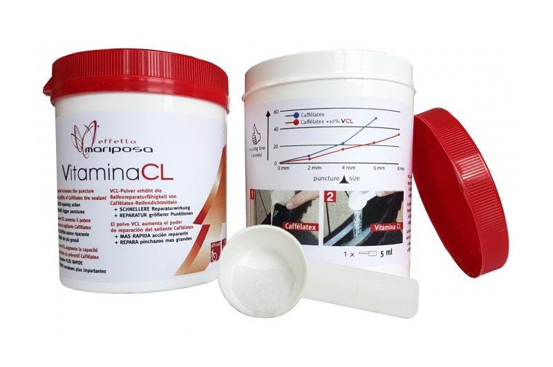 Effetto Mariposa Vitamina CL wzmacniacz Caffelatex