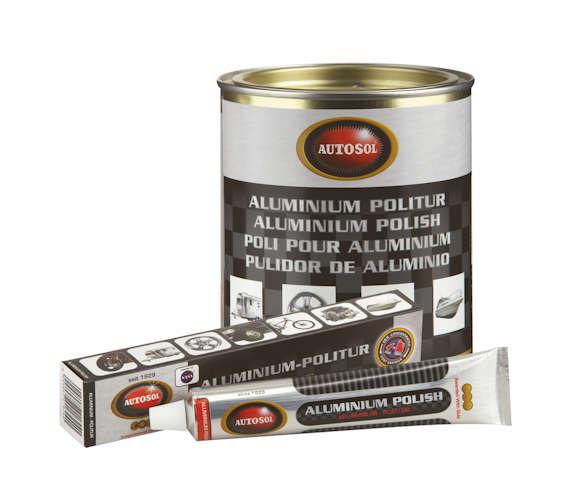 Autosol aluminuium polish pasta do czyszczenia i poleracji aluminum [001824]