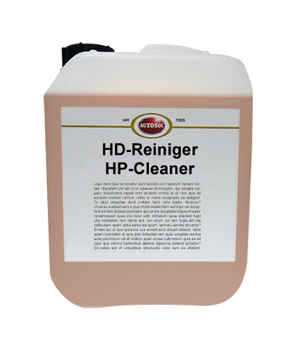 Autosol Wax Remover środek usuwający woski, olej, smar, żywice, smołę [013305]