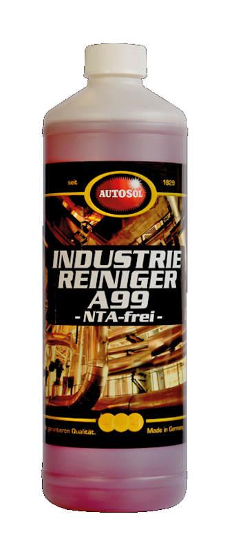 Autosol industrial cleaner A99 koncentrat silnego alkalicznego detergentu [014102]