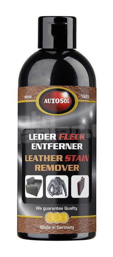 Autosol leather stain remover do czyszczenia skóry [021040]