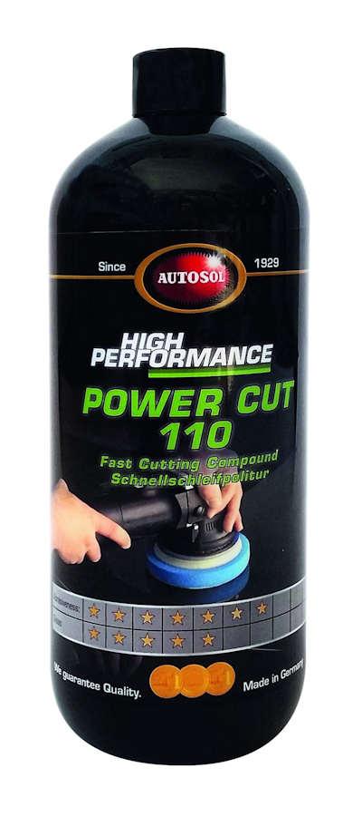 Autosol power cut 110 pasta polerska mocno tnąca [036110]
