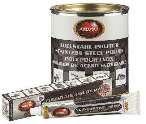 Autosol stainless steel polish pasta czyszcząco polerująca do stali nierdzewnej [001734]