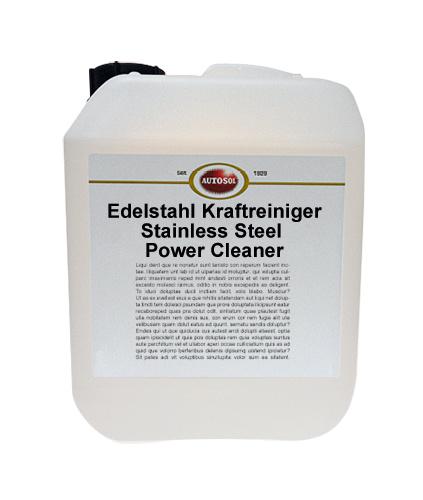 Autosol Stainless Steel Power Cleaner silny preparat czyszczący do stali nierdzewnej [001704]
