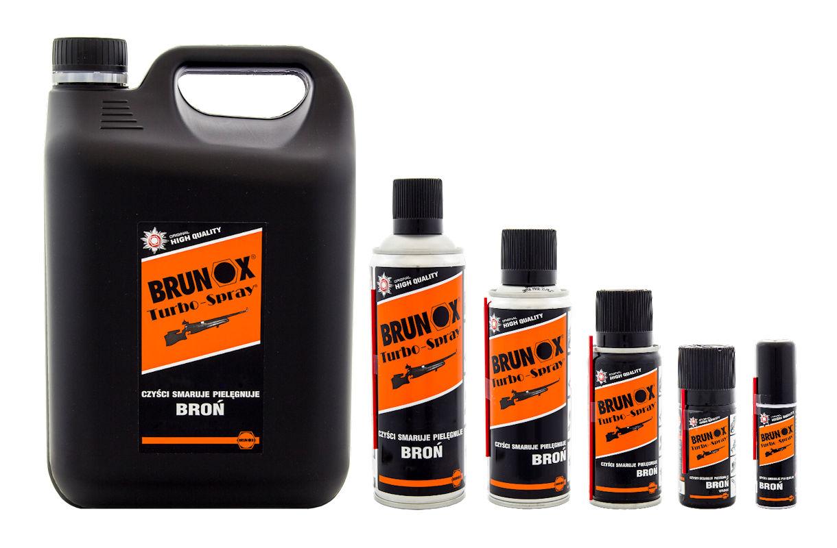 Brunox Broń - czyszczenie broni
