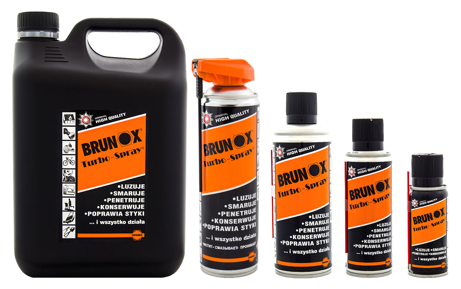 Brunox Turbo Spray
