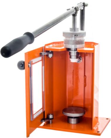 Ręczna maszynka do nabijania półproduktu