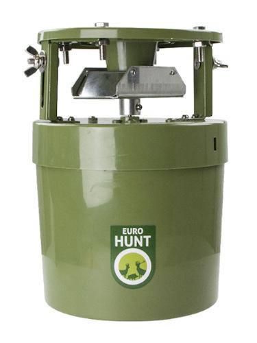 Eurohunt automatyczny dozownik karmy dla zwierząt