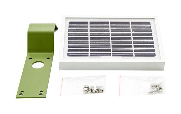 Eurohunt panel solarny do dozownika karmy dla zwierząt
