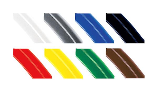 ROTO dostępne kolory błotników