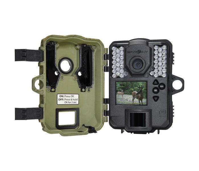 Kamera fotopułapka SpyPoint Force 11D środek wnętrze
