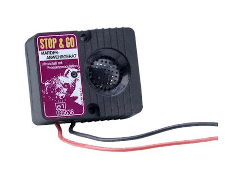 MARDERfix odstraszacz ultradźwiękowy standard na kuny