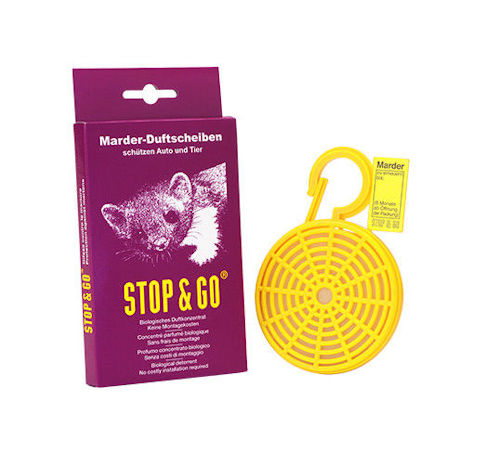 07510 stop&go Krążek zapachowy Scented disk