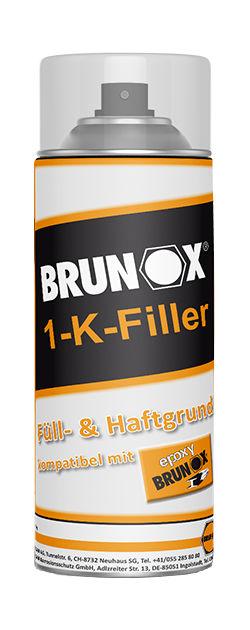 Brunox 1-K-Filler wypełniacz - podkład gruntujący