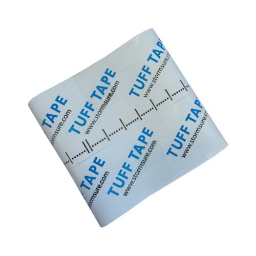 Stormsure TUFF Tape taśma/łata naprawcza 1metr - samoprzylepna, wodoodporna