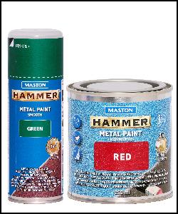 Maston Hammer - farba na rdzę