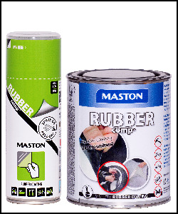 Maston RUBBER Comp - guma / folia w sprayu