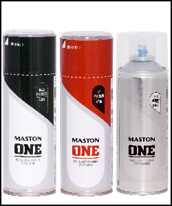 Maston ONE - lakier w sprayu